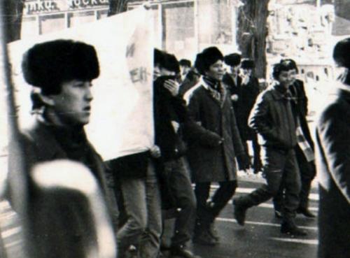 9 almaty 1986 rusazattyq