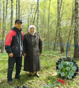 9 may urumbay nusikhanov buried place